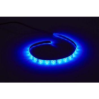 GCLD05BU Led-lichtstrip voor gaming | blauw | 50 cm | gevoed over sata | desktop-pc Product foto