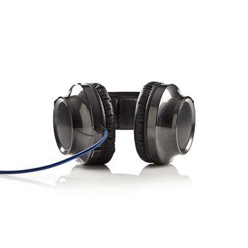 GHST400BK Gamingheadset | over-ear | force-feedback | led-verlichting | 3,5-mm & usb-connectoren In gebruik foto