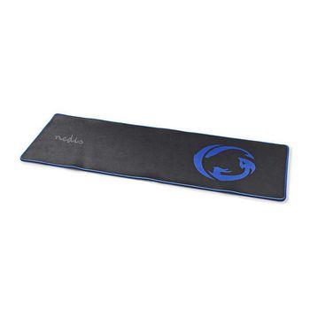 GMPD300BK Gaming-muismat | antislip en waterbestendige onderkant | 920 x 294mm Product foto