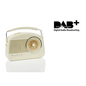 HAV-TR900BE Draagbare dab+ radio fm / am / dab / dab+ aux beige Product foto