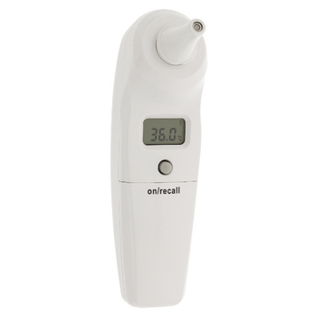 HC-EARTHERM50N Infrarood thermometer oor wit Product foto