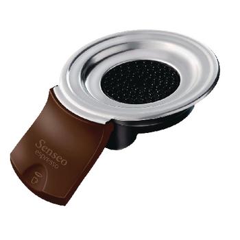 HD7001/00 Coffeeduck senseo-apparaat bruin
