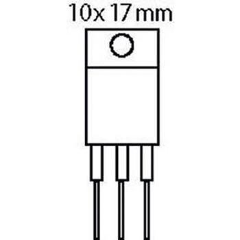 IRF540-MBR Transistor n-fet 100 vdc 28 a 150w 0.077r