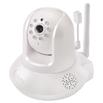 IC-7113W Hd pan-tilt ip-camera binnen 1280x720 wit