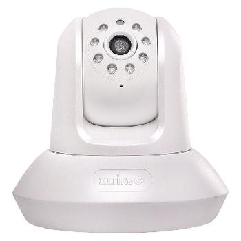 IC-7113W Hd pan-tilt ip-camera binnen 1280x720 wit Product foto