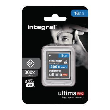 INCF16G300W Cf (compact flash) geheugenkaart 16 gb Verpakking foto