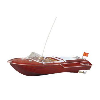 JAM-040390 R/c-boot venezia rtr rood