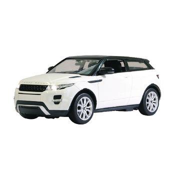 JAM-404466 R/c-auto range rover evoque rtr / met verlichting 1:14 wit