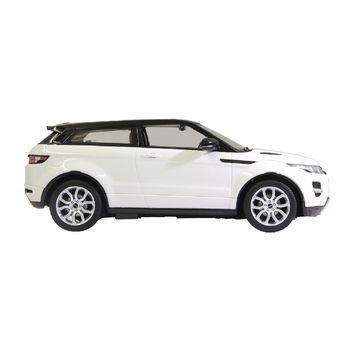 JAM-404466 R/c-auto range rover evoque rtr / met verlichting 1:14 wit Product foto