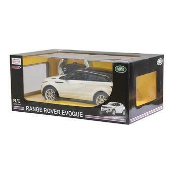 JAM-404466 R/c-auto range rover evoque rtr / met verlichting 1:14 wit Verpakking foto