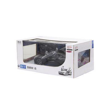 JAM-404570 R/c-auto bmw i8 rtr / met verlichting 1:14 zwart Verpakking foto