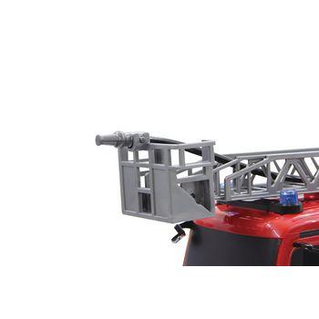 JAM-404960 R/c-brandweerauto mercedes antos 4+6-kanaals rtr / geluid / met verlichting / 4wd 2.4 ghz control 1: In gebruik foto