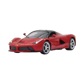 JAM-405021 R/c-auto ferrari laferrari rtr / met verlichting 1:14 rood