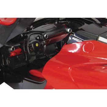 JAM-405021 R/c-auto ferrari laferrari rtr / met verlichting 1:14 rood In gebruik foto