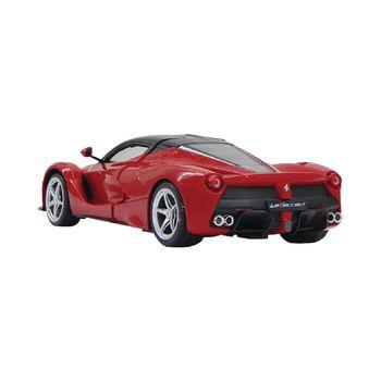 JAM-405021 R/c-auto ferrari laferrari rtr / met verlichting 1:14 rood Product foto