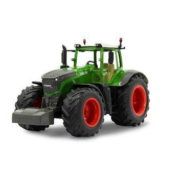 JAM-405035 R/c-tractor 2.4 ghz control 1:16 groen/zwart