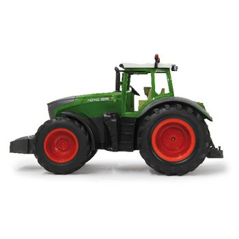 JAM-405035 R/c-tractor 2.4 ghz control 1:16 groen/zwart Product foto