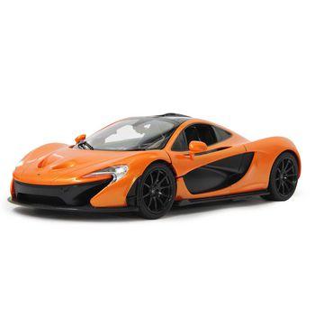 JAM-405095 R/c-auto mclaren p1 1:14 oranje