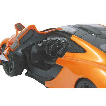 JAM-405095 R/c-auto mclaren p1 1:14 oranje In gebruik foto