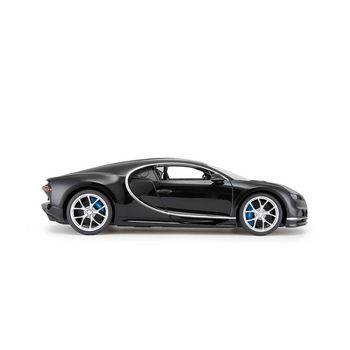JAM-405134 R/c-auto bugatti chiron 1:14 zwart Product foto
