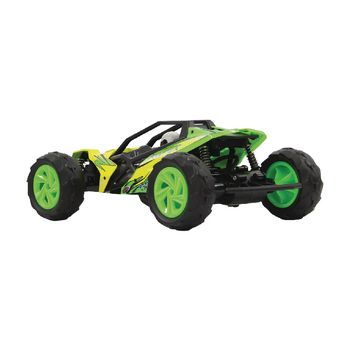 JAM-410009 R/c-buggy rupter rtr 2.4 ghz control 1:14 geel Product foto