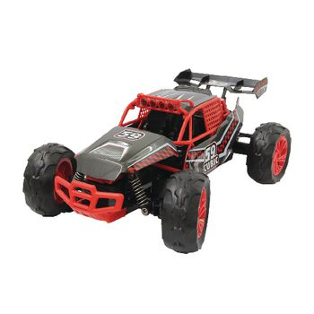JAM-410010 R/c-buggy cubic desert rtr 2.4 ghz control 1:14 rood Product foto
