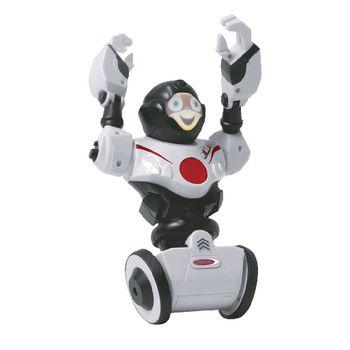 JAM-410020 R/c-robot robibot 2+6-kanaals rtr / geluidsopname / met verlichting wit