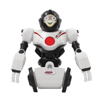 JAM-410020 R/c-robot robibot 2+6-kanaals rtr / geluidsopname / met verlichting wit Product foto