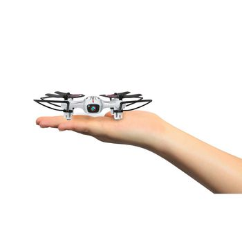 JAM-422029 R/c-drone 120° groothoek hoogte 4+8 kanaals 2.4 ghz control wit Verpakking foto