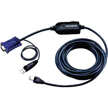 KA7970-AX Kvm-adapterkabel vga / usb 4.5 m