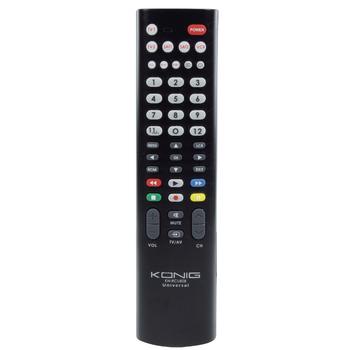 KN-RCU80B Voorgeprogrammeerde afstandsbediening 8:1 universal