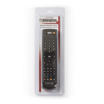 KN-SMARTPRO10 Pc programmeerbare afstandsbediening 1:1
