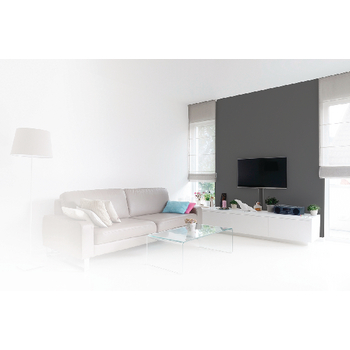 KNM-CC75W Kabelgoot 75 x 6 cm wit In gebruik foto
