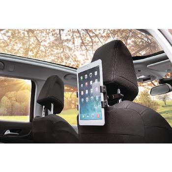 KNM-FCTM12 Tablet autohouder 360 ° draai- en kantelbaar 0.7 kg In gebruik foto