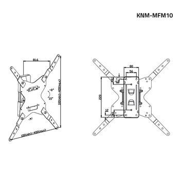 KNM-MFM10 Tv muurbeugel draai- en kantelbaar 26 - 42 \