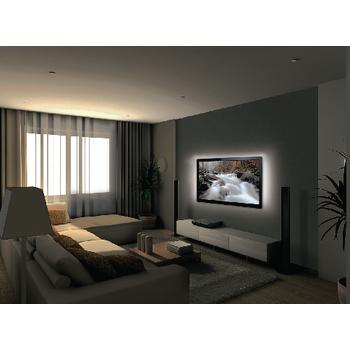 KNM-ML3WD Tv mood light led 192 lm 1800 mm koel wit In gebruik foto