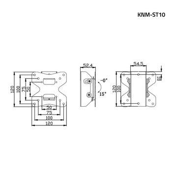 KNM-ST10 Tv muurbeugel kantelen 10 - 26 \