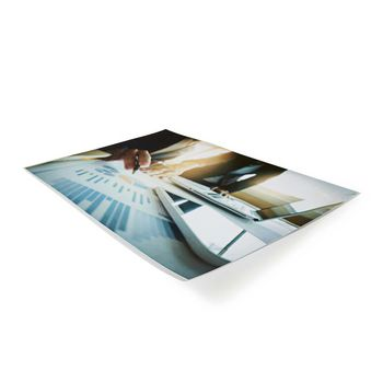 LAMIA4AT100 Lamineerhoes | a4 | dikte: 100 um | verpakt per: 100 stuks | kunststof | transparant