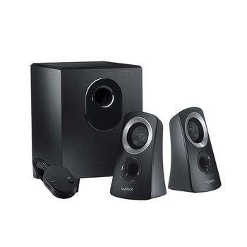 LGT-Z313 Speaker 3.5 mm 25 w zwart Product foto