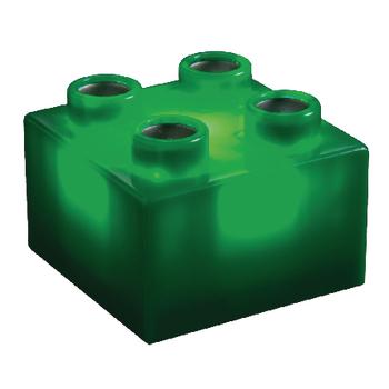 LS-M04004 Light stax uitbreidingsset puzzel groen