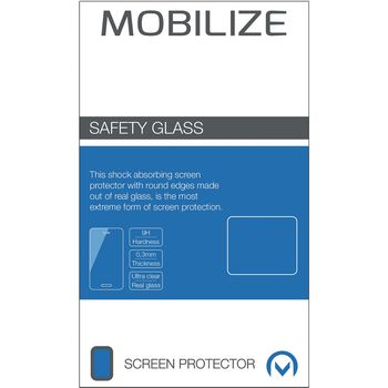 MOB-21879 Full coverage safety glass screenprotector apple iphone 6 / 6s Verpakking foto