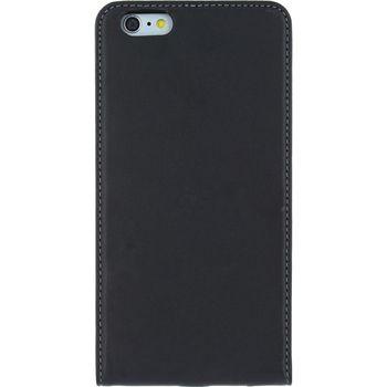 MOB-21902 Smartphone premium magnet flip case apple iphone 6 plus / 6s plus zwart Product foto