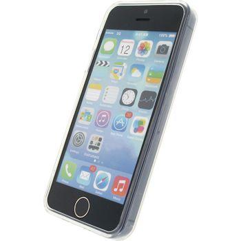 MOB-22242 Smartphone gel-case apple iphone 5 / 5s / se transparant