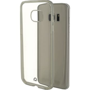 MOB-22545 Smartphone gelly+ case samsung galaxy s7 edge zilver