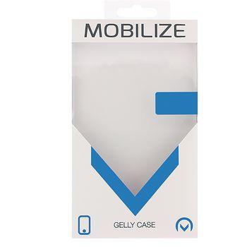 MOB-22545 Smartphone gelly+ case samsung galaxy s7 edge zilver Verpakking foto