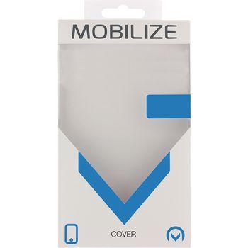 MOB-22739 Smartphone robuuste siliconen case apple iphone 7 / apple iphone 8 zwart Verpakking foto
