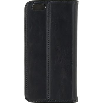 MOB-22953 Smartphone gelly wallet book case apple iphone 6 / 6s zwart Product foto