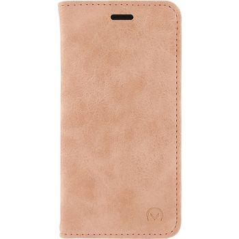 MOB-23082 Smartphone premium gelly book case samsung galaxy a3 2017 roze