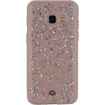 MOB-23251 Smartphone glitter case samsung galaxy a3 2017 zilver