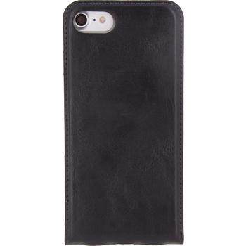 MOB-23320 Smartphone gelly flip case apple iphone 7 / apple iphone 8 zwart